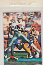 1991 Stadium Club #37 Michael Irvin Dallas Cowboys