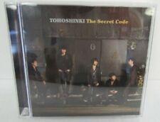 Tohoshinki The Secret Code CD 2 Disc - KEY L41