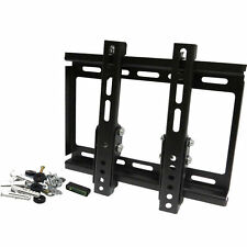 "WALL MOUNT BRACKET For LED LCD HDTV 23""26 28 32 34 36 37"" SLIM TILT CONVENIENT"
