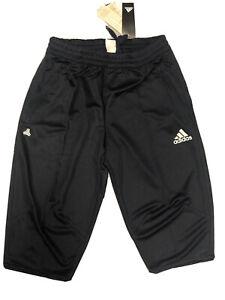 Adidas Men Tango Training 3/4 Shorts Navy Bottom Pant