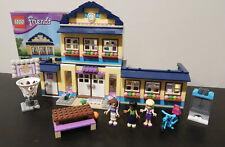 LEGO Friends 41005 - Heartlake High School - Complete + Instructions(damaged)