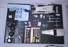 OM 665 Superba Mille miglia '27 #12-13-14 1/43 KIT di montaggio A&G modelli RARE