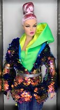 Integrity Toys Violaine Perrin NU.Face Violet Beyond This Planet Fashion Royalty