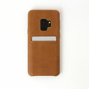 Andar - Samsung Galaxy S8/S8+/S9/S9+ Wallet Case, Real Leather - The Fitz