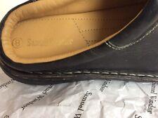 Mens Samuel Windsor Size 8 Leather Mules