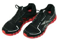 Reebok ZigLite Men's Athletic Black/Red Running Sneakers Training Shoes Size 11