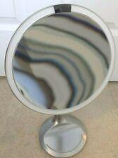 "SimpleHuman 8"" Stainless Steel Makeup Mirror"