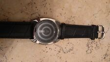 Very rare vintage Sandoz super royal mystery dial wrist watch automatic movement