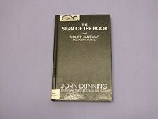 The Sign of the Book by John Dunning (Hardcover, Large Type)
