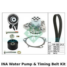 INA Water Pump & Timing Belt Kit (Engine, Cooling) - 530 0562 30 - OE Quality