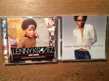 Lenny Kravitz [2 CD Alben] Greatest Hits + Black and White America