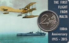 Coffret BU Malte 2,00 Euros 2015