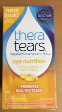 35Thera Tears Nutrition Omega-3 Supplement Easy Swallow Capsules 90 Softgels NEW