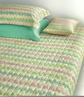 "MISSONI HOME TRAPUNTINO LAERTE 125 QUILTED BEDSPREAD 260x270cm  102""x106"" KING S"