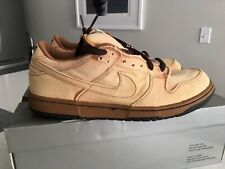 huge selection of e4de7 717d7 2003 Nike Dunk Low Pro SB - Carhartt / Shale 12 Bleached Supreme Not Tokyo
