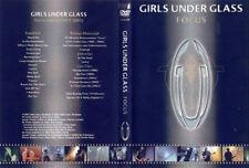 Girls Under Glass – Focus DVD OVP! NEW! Gothic Dark Wave
