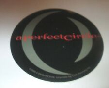 PERFECT CIRCLE STICKER NEW 2000 VINTAGE OOP RARE COLLECTIBLE TOOL PUSIFER