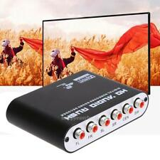 New DTS AC3 5.1 CH SPDIF Coaxial Audio DTS/AC-3 to 5.1 Analog Decoder Converter
