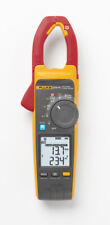 Fluke 378 Fc Non Contact Voltage True Rms Acdc Clamp Meter With Iflex