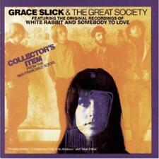 Slick Grace & The Great Society - Collector's Item, CD Neu