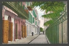 Vintage Postcard - St. Anthony's Alley, New Orleans, LA - Posted 1946