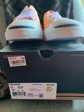 NEW Converse JP Jack Ox Textile Sunset Glow Orange Mens Shoes Sneakers Size 11