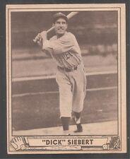 1940 Play Ball high #192 Dick Siebert Phil A's Ex+!