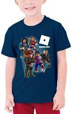 Roblox Soccer Boys T-Shirt - Navy