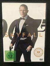 JAMES BOND '' SKYFALL '' DVD 007 NEUWERTIG ----- TOP ZUSTAND ----