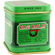 Bag Balm Ointment for Chapped, Rough Skin 1 Oz