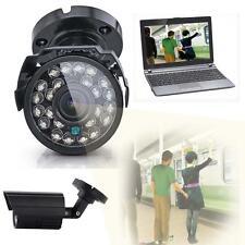 Caméra HD 1300TVL Couleur extérieur sécurité CCTV surveillance IR Jour Nuit QW