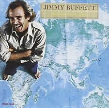 Jimmy Buffett Somewhere Over China  CD 1981