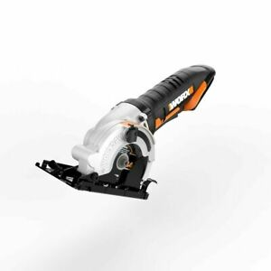 """WORX WX523L.9 20V PowerShare 3-3/8"""" WORXSAW Compact Circular Saw- Tool Only"""