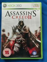 Assassin's Creed II - 2009 - Xbox 360 game - PAL ac2 2