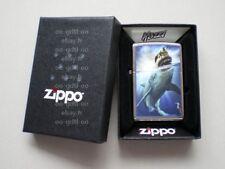 ZIPPO ★ SHARK ATTACK by Mazzi