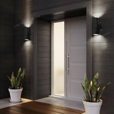 Dual Up / Down Outdoor Security Porch Outside Wall Door Twin House Garden Lights