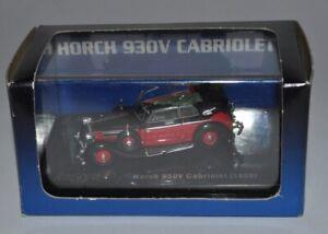 HO Busch Horch 930V Cabbriolet (1939)