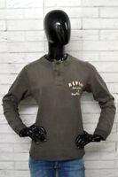 Felpa Donna REPLAY Taglia Size M Sweater Woman Jumper Cotone Maglione Pullover