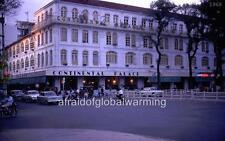 Photo.  1967-8.  Saigon.  Continental Palace Hotel
