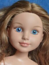 Mga Entertainment Best Friends Club Ink BFC Addison Blue Eyes Doll jointed