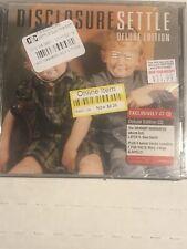DISCLOSURE Settle Deluxe Edition BLIGE Bonus Tracks CD