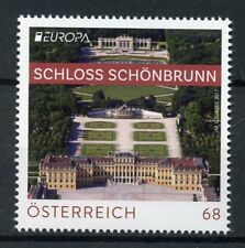 Austria 2017 MNH Schoenbrunn Palace Europa Castles 1v Set Architecture Stamps