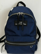 NWT!!The Marc Jacobs Large Nylon Backpack In Night Blue MSRP $195