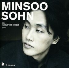 Minsoo Sohn Liszt: Transcriptions for Piano (CD, 2012) New/Sealed, Free Shipping