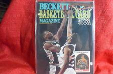 NBA Beckett Magazine San Antonio Spurs David Robinson May June 1990