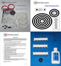 1976 Playmatic New World Pinball Machine Tune-up Kit