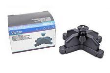Vivitar Tabletop Tripod Stand f/Cameras/Slave/Flash/Digital/Camcorder Table Pod