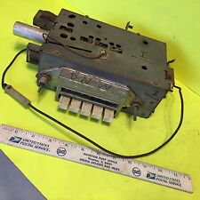Studebaker ,   radio.  AC 2978, marked as not working;  12 volt.     Item:  5864