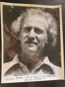 Mose Allison Inscribed Signed Autographed 8x10 Photo 1980's