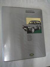 Land Rover Discovery I Genuine Manual